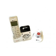 Two-Way Voice Emergency Pendant Alarm Geemarc Amplidect 295 SOS PRO A295SOSPRO