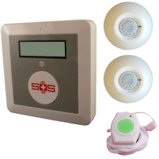 GSM Elderly Monitoring and Notification System