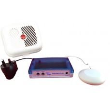 SMOKE ALARM SYSTEM FOR DEAF PEOPLE (ELSA-1K )