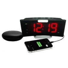 Geemarc Wake n shake curve vibrating alarm clock