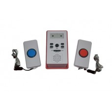 LOW COST PENDANT CALL ALARM WITH 2 PENDANTS HCA-01
