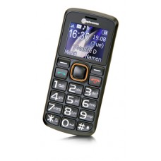 Amplicomms PowerTel M6300 Easy to use Mobile Phone