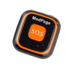 MedPage Micro GPS Location Tracker with Fall Sensor