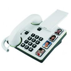 Doro MemoryPlus 319ph, Easy to use amplified phone