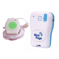 Waterproof call pendant with pager MPPL-KW2SET