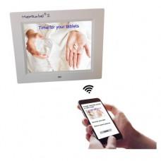 MR2 MemRabel 2i Memory prompting daily calendar clock with Smartphone setup APP