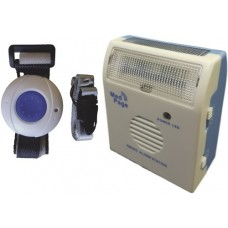 Splash Proof Wireless Call Pendant with Alarm Station NMDRX-ERTX