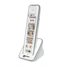 Geemarc PHOTODECT295 photo dial cordless phone