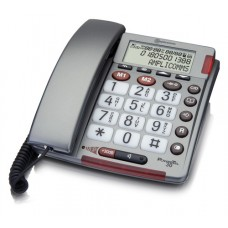 Amplicomms powertel 30 big button telephone