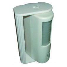 Battery operated PIR movement sensor with relay output CTM-PIR